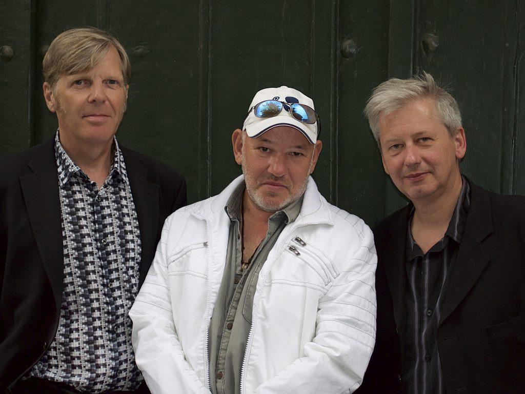 Georg Schroeter & Marc Breitfelder feat. Torsten Zwingenberger