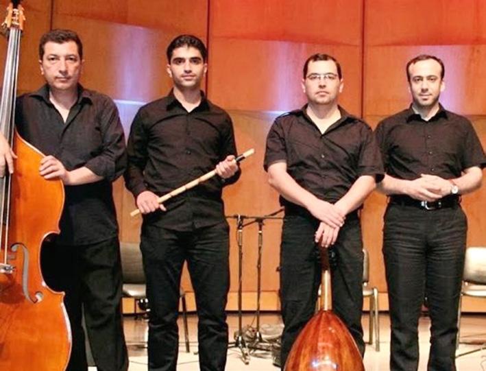 Sufi Poesie mit dem Ensemble Ramel Aleppo