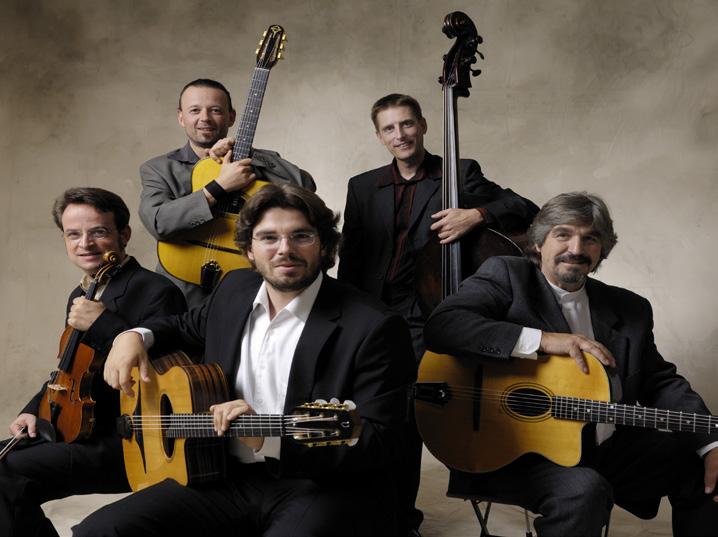 Joscho Stephan Quintett