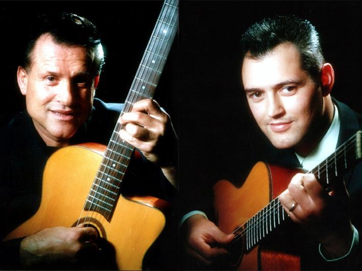 Mike & Moro Reinhardt Quartett