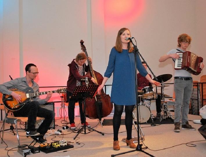 Erna Rot und ihre Band
