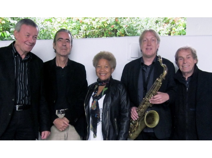 Beverly Daley & The Up Town Four