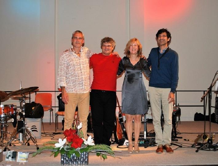Ulla Haesen Quartett