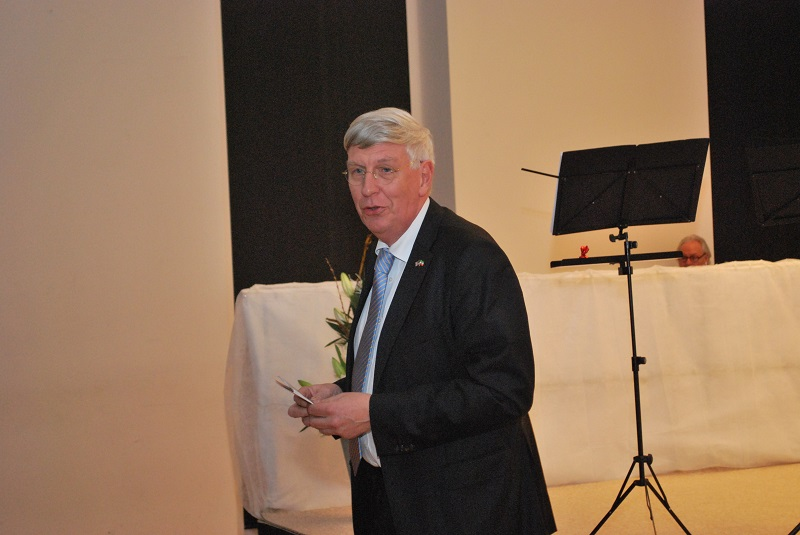 Dr. Ingo Wolf, Vorsitzender KIK e.V.