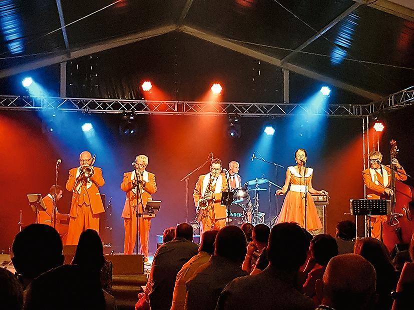 Jazz Connection feat. Angela van Rijthoven
